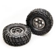 "HoBao DC-1 1,9"" Wheels & Tires Set (2)"