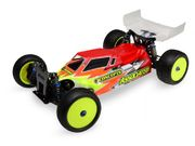 "JConcepts Associated B44.2 ""Finnisher"" Illuzion Body w/6.5"" Hi Clearance Wing"