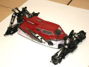 Used -Team Losi 1:10 22-4 2.0 - Chassis