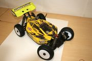 Used - Hong Nor 1:8 X1CR Pro -Nitro Chassis