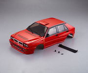 Killerbody Lancia Delta HF Integrale (Red) RTU