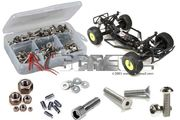 RCScrewZ Stainless Steel Screw Kit - Losi 22-SCT 2.0