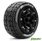 "Louise Tire & Wheel ST-ROCKET 2,2"" Black Soft (2)"