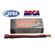 Gens Ace 7000mAh 50C 1s (3.7V) Hardcase LiPo Battery Pack