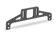 Xray X1'20 Graphite Rear Wing Mount 2.5mm