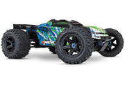 Traxxas E-Revo 2.0 Brushless 4WD TQi TSM w/o battery & charger RTR