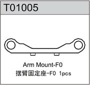 TeamC Arm Mount A1.0