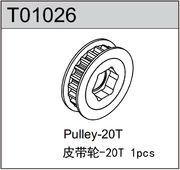 TeamC Pulley 20T