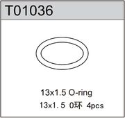 TeamC 13x1.5 O-Ring (4)