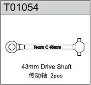 TeamC 43mm Drive Shaft (2)