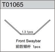 TeamC Front Sway Bar 1.3