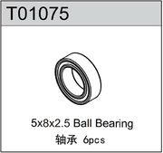 TeamC 5x8x2.5 Ball Bearing (6)