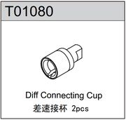 TeamC Diff Connecting Cup (2pcs)