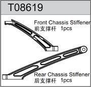 TeamC Front/Rear Chassis Stiffener (2)