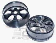 TeamC GT8 Wheel - Black (2)