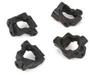 Team Losi Caster Block Set, 0 & 5 degrees: 22/2.0/SCT