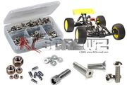 RCScrewZ Stainless Steel Screw Kit - TeamC T8T