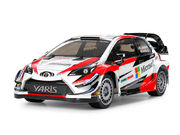 Tamiya 1/10 Toyota Gazoo Racing Yaris WRC - TT-02 - Kit