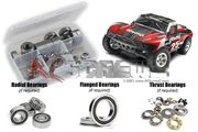 RCScrewz Traxxas Slash 2wd Rubber Shielded Bearings