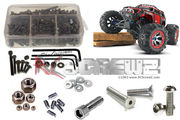 RCScrewZ Stainless Steel Screw Kit - Traxxas Summit