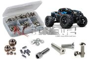 RCScrewz Traxxas X-Maxx 4x4 Truck Stainless Screw Kit