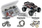 RCSCrewz Traxxas Stampede 4x4 TSM Rubber Shielded Bearings