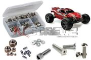 RCSCrewz Traxxas Rustler VXL / TSM Stainless Screw Kit