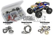 RCSCrewz Traxxas Stampede VXL TSM Rubber Shielded Bearings