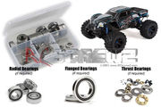 RCScrewz Traxxas X-Maxx 8s Rubber Shielded Bearings
