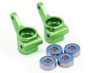 Traxxas Aluminum Steering blocks - left & right, Green