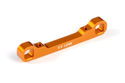 Xray Alu Front Lower 1-Piece Suspension Holder - Front - Ff-Low