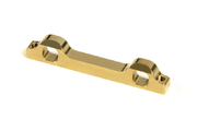 Xray Brass Rear Lower Susp. Holder - NARROW - FRONT