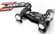 Xray XB2 -17 1:10 Luxury Off-road Car 2WD - Dirt Edition - Kit