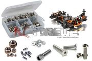 RCScrewZ Stainless Steel Screw Kit - Xray T4 -13