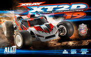 Xray 1:10 XT2D  -19 Luxyrous 2wd Electric Truck Kit - Dirt Edition