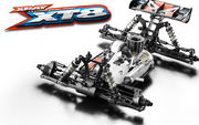 Xray XT8 -17 1:8 Luxury Racing Nitro Truggy - Kit