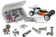RCScrewZ Stainless Steel Screw Kit - Yokomo B-Max4 III