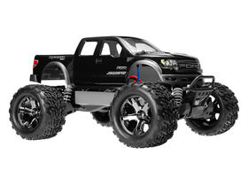 JConcepts Illuzion - Stampede 4X4 - Ford Raptor Svt Super Crew Body - Clear