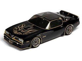 HPI-Racing 1978 Pontiac Firebird Clear Body (200mm)