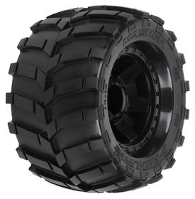 "Pro-Line Masher 3.8"" - Traxxas Style Bead Mounted Tyres (2)"