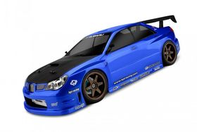 HPI-Racing Subaru Prova Impreza Clear Body (200mm)