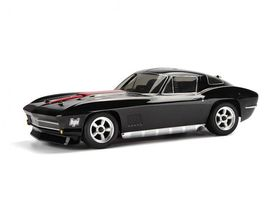 HPI-Racing 1967 Chevrolet Corvette Clear Body (200mm)