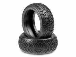 JConcepts - 3Ds 1/8 Buggy Tire (Green - Super Soft) (2)