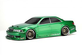 HPI-Racing T&E Vertex Ridge JZX100 Toyota Mark II Clear Body (200mm)