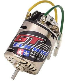 Tamiya GT-Tuned 25T 540 Brushed Motor