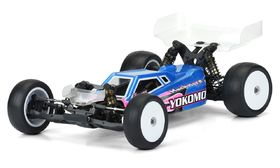 Pro-Line Axis Light Weight Clear Body for Yokomo YZ-2