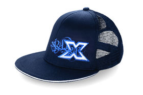 Xray Trucker Cap - Blue