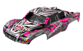 Traxxas Slash Pink Body - Painted