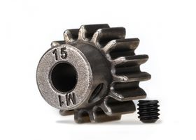 Traxxas Pinion Gear 15T 1.0M Pitch for 5mm shaft