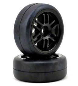 Traxxas Tires and wheels. assembled